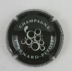 capsule champagne BENARD PITOIS noir et blanc KbS9GTg3-09093049-792488443