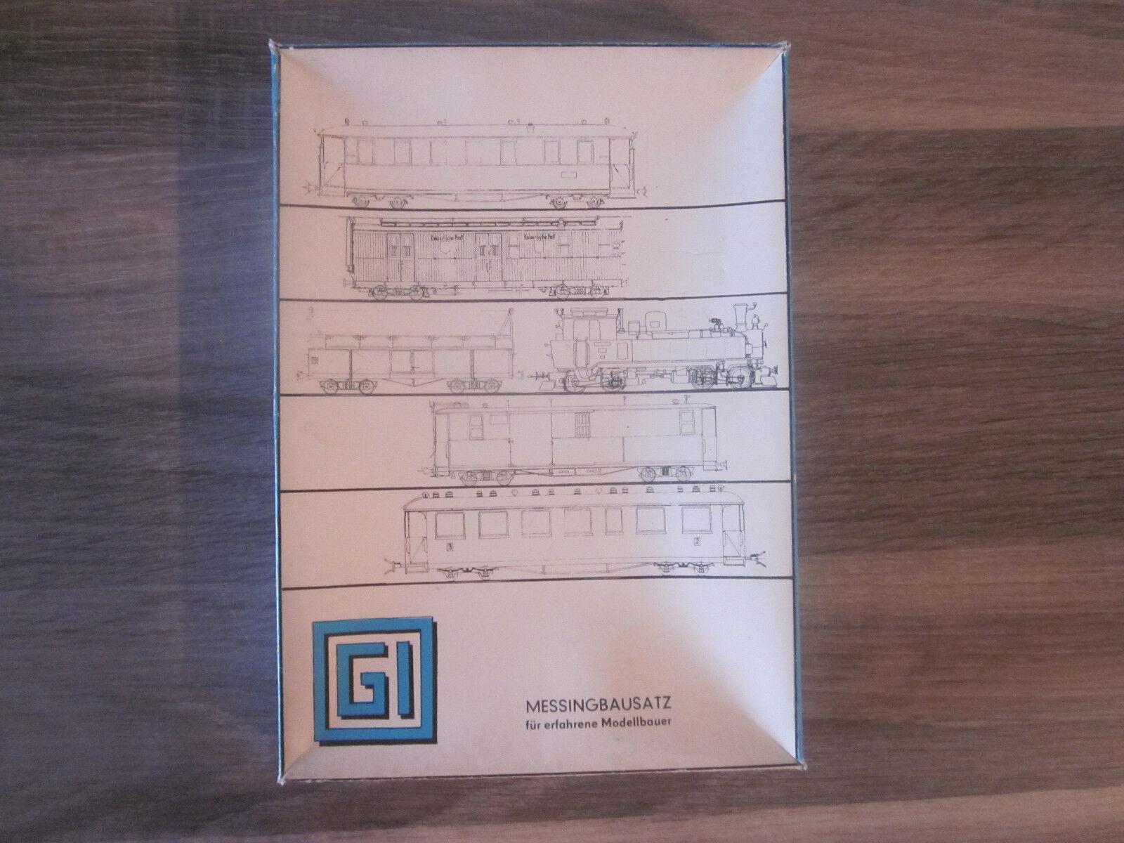 rareza  kit de latón plegable carro de tapa de alumnos nuevo + embalaje original