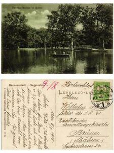 CPA-NAGYSZEBEN-SIBIU-Der-neue-Waldsee-im-GOLDTAL-ROMANIA-503408