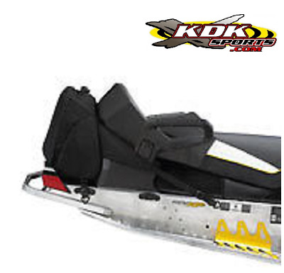 Ski Doo Rev Xp Rev Xr Rear Bag For 1 1 Seat 860200176 Ebay