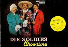 LP--DIE 3 OLDIES -- SHOWTIME