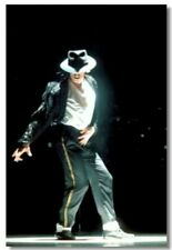 520 Michael Jackson MJ Pop of King Art Wall Cloth Poster Print