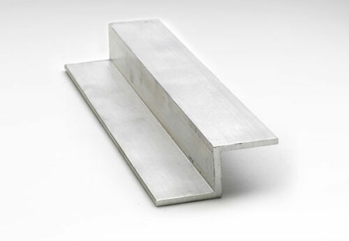 """Lengths 100mm to 2500mm 19.0mm ALUMINIUM Z PROFILE ZED SECTION 3//4/"""""""