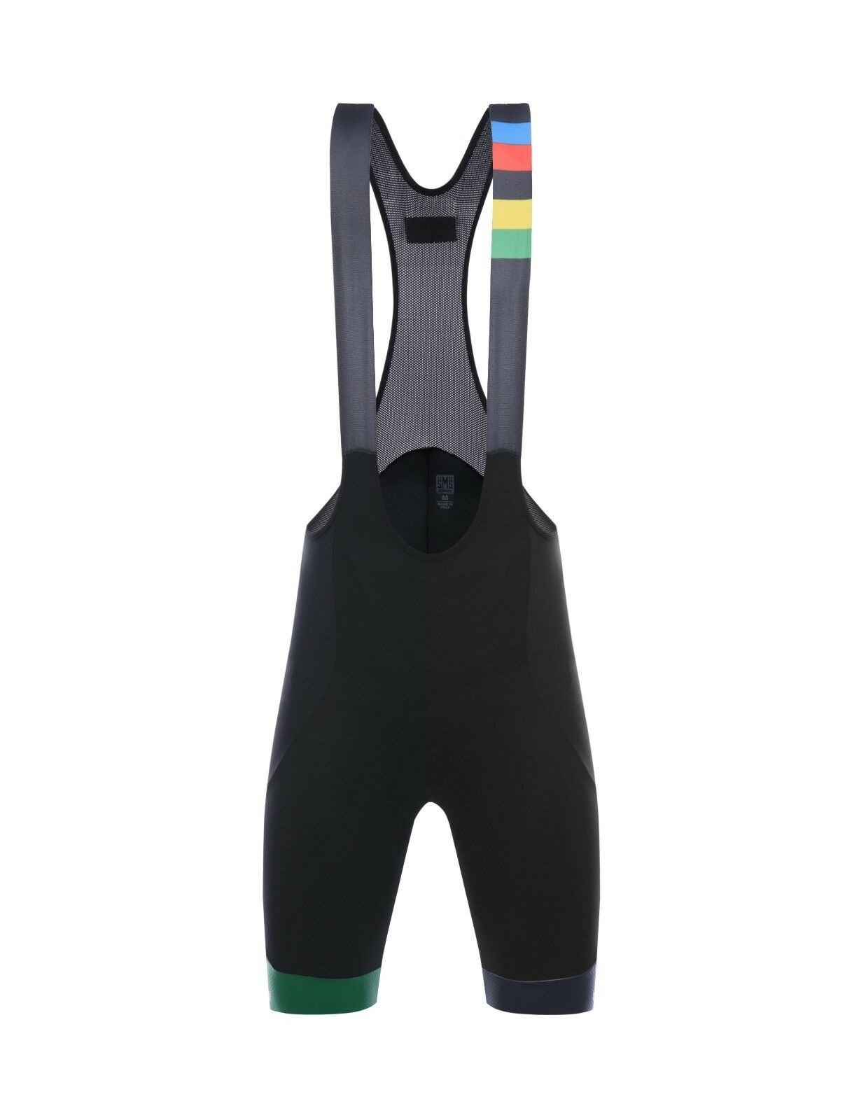 2018 UCI TRIPLE CROWN Radfahren Bib Shorts - Made in  by Santini