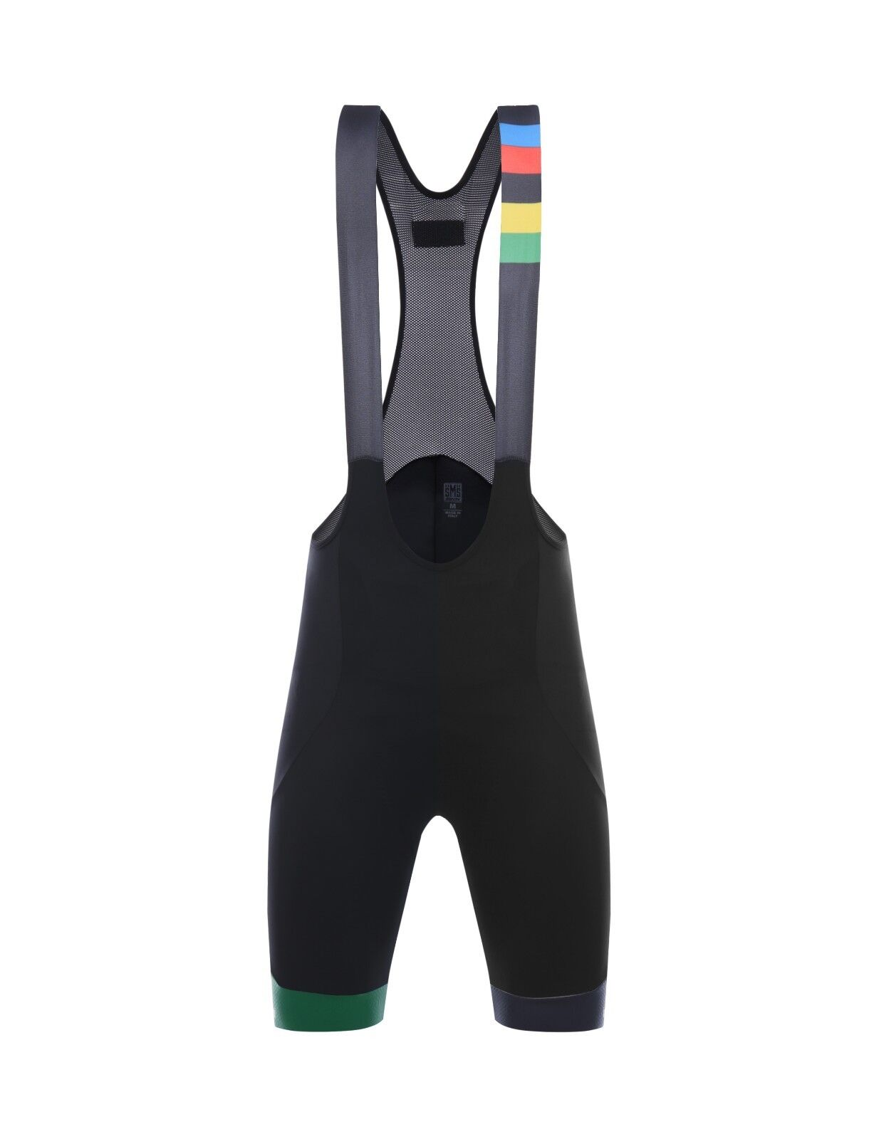 2018 UCI TRIPLE CROWN CYCLING  Bib Shorts - Made in  by Santini  high quality genuine