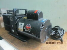 Alcatel Vacuum Pump 05 With Franklin Electric Model 1101006418as Ismust Go