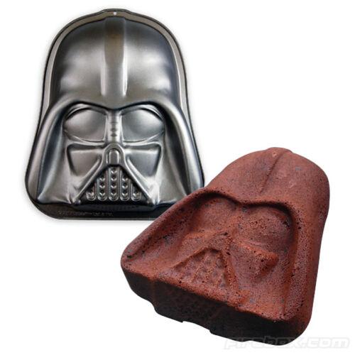 Bandeja De Horno Tin-Star Wars producto bajo licencia-Darth Vader Cabeza