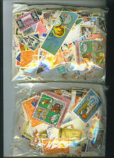 1000+ MIXED WORLDWIDE STAMPS OFF PAPER (MIXTURE-I)