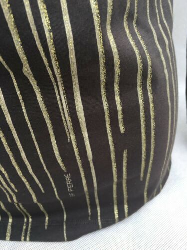 Women's Brown shirt Gf Long Sleeve T 8057419154529 Ferre M USq5Y7