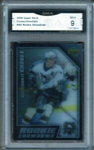 GMA-9-Mint-ALEXANDER-OVECHKIN-SIDNEY-CROSBY-2005-Upper-Deck-ROOKIE-SHOWDOWN