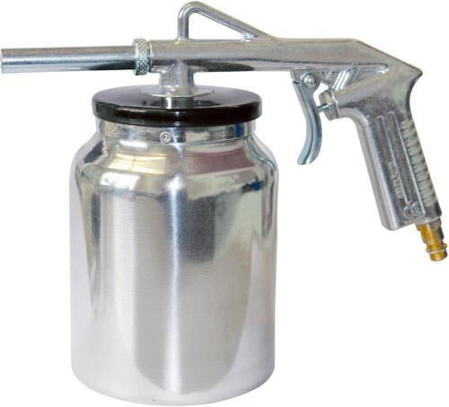 Güde Druckluft-Sandstrahlpistole SB 700 ml für 0,1-0,5 mm Strahlgut