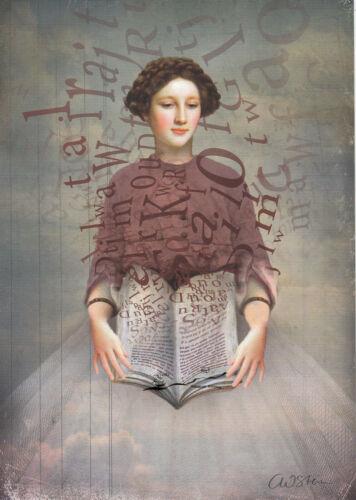 Märchenbuch Catrin Welz-Stein Postkarte