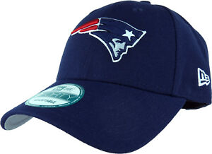 3335d2ed6 New England Patriots New Era 940 NFL The League Adjustable Cap ...