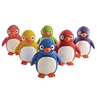 Us Games 6 Color Rubber Penguins on sale