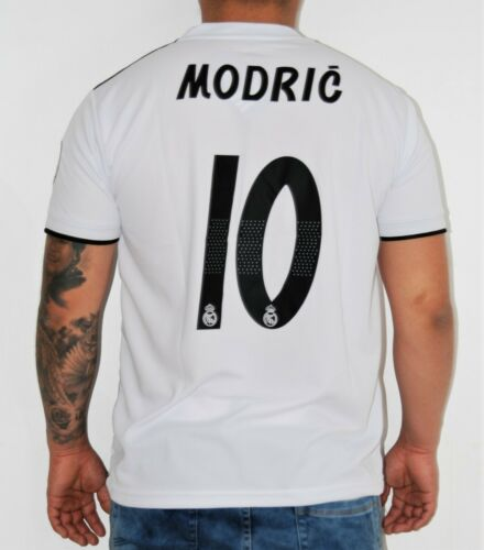 Real Madrid Isco,Bale,Modric Team Home  Soccer Jersey  Size S M L
