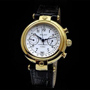 POLJOT-Basilika-Chronograph-3133-Russian-mechanical-watch-mechanisch-WA