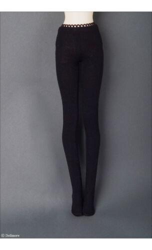 "Dollmore Spandex Panty Stockings Stockings Fit 16/"" Fashion Doll Size Black"