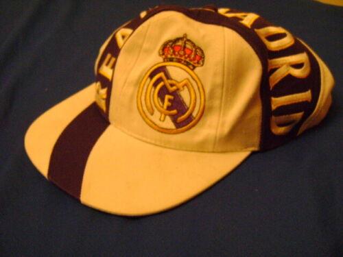 Real Madrid Cap Hat 1997 Vintage