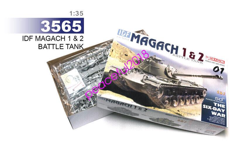 DRAGON 1 35 3565 IDF Magach