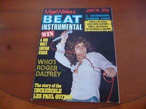 BEAT-INSTRUMENTAL-JANUARY-1974-ROGER-DALTREY-SANTANA-LES-PAUL-STORY-AS-PICS