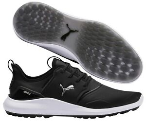 Puma-Golf-Ignite-NXT-Pro-Spikeless-Golf-Shoes-RRP-110-ALL-SIZES-Black
