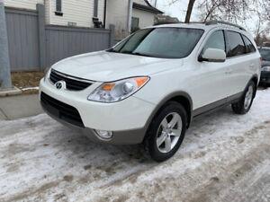 2012 Hyundai Veracruz AWD Fully Loaded 7 Seats