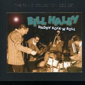 Bill-Haley-Daddy-Rock-039-N-039-Roll-NEW-2-x-CD