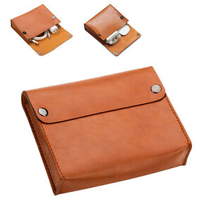 quality design f0df7 5739d Details about Laptop CHARGER Mouse Leather Case Cover Bag for Apple MacBook  Pro, Retina & Air
