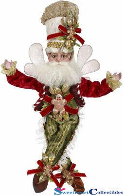 Mark Roberts Gingerbread Maker Fairy 5197186 Small 11 Quot New 2019 Ebay