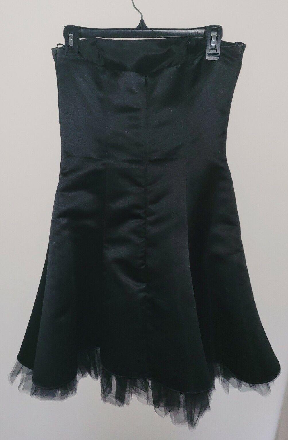 Jessica McClintock for Gunne Sax Tuxedo Dress - image 2