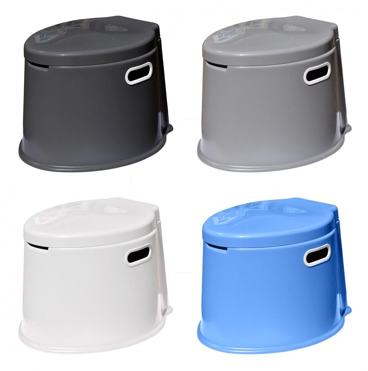 Kiosque etc. caravane NAVYLINE mobile Seau-toilettes dans 4 Couleurs pour bateau