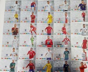 Panini-UEFA-EURO-2020-limited-Edition-Moreno-Pepe-Rodri-Isak-Nordic-Heroes-XXL