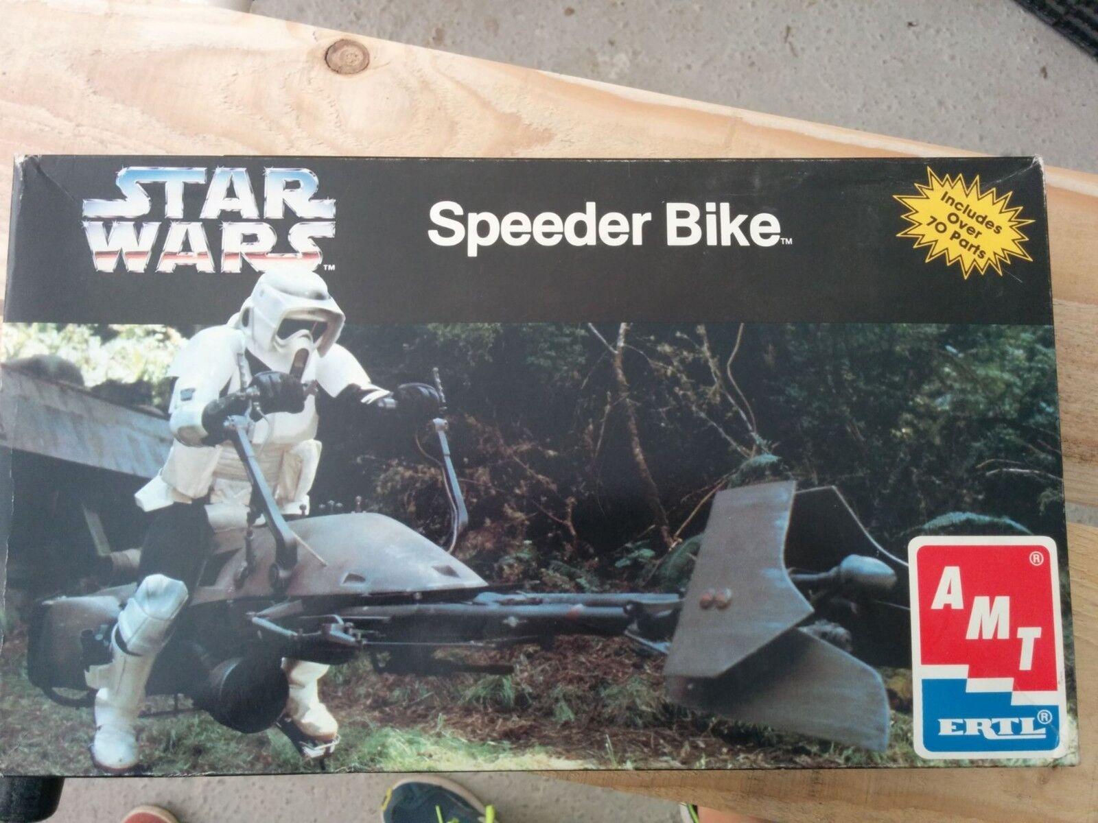 Amt model star  wars speeder bike  le style classique