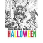 Halloween Coloring Book - Bring the Classics to Life by Adrienne Menken (Paperback / softback, 2015)