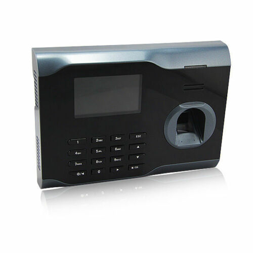 ZKteco U160 TCP//IP Fingerprint Time Attendance ZK WiFi Fingerprint Time Clock