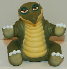 "1988 Spike 4.5"" Green Dinosaur PVC Pizza Hut Figure Land Before Time"