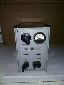 Ham Radio Antenna Coupler Rf 302 Communications Inc Ebay