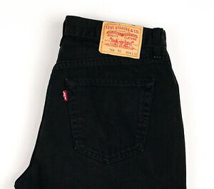 Levi's Strauss & Co Hommes 753 02 Jeans Jambe Droite Taille W34 L32 AVZ1286