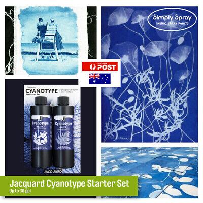 Jacquard Cyanotype Set Black