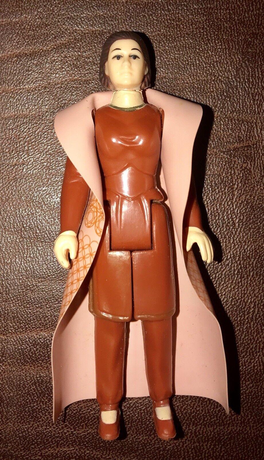 Jahrgang 1980 prinzessin leia bespin kleid cape 1980 hongkong
