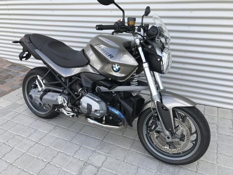 BMW, R 1200 R, 1170