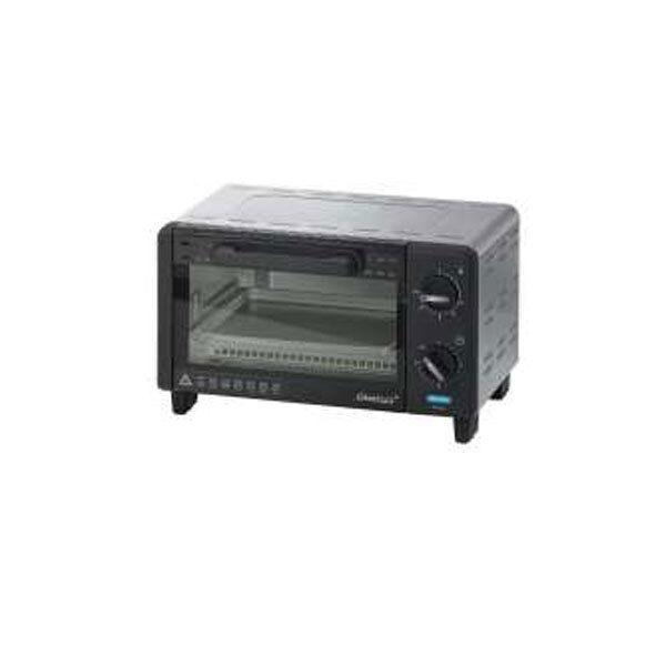 Steba KB 11 Mini-four Argent Noir Compact FOUR 1000 W Intérieur 9 L