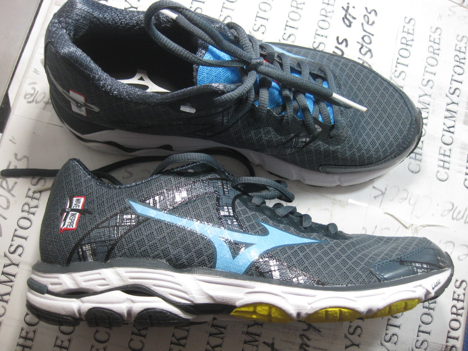 NIB NEW  Mizuno Wave Inspire 10 Damenschuhe Running Schuhes MANY SIZES AVALIABLE