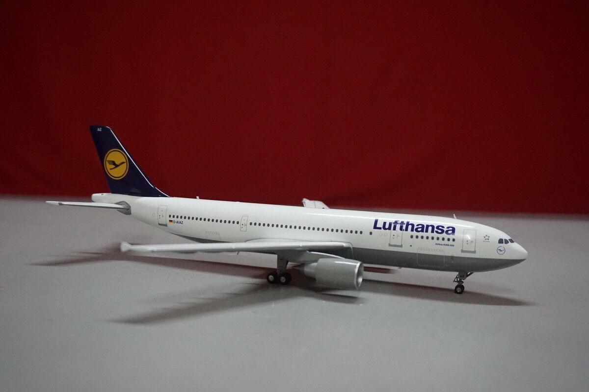 Lufthansa  A300-600R 1 200 D-AIAZ Die-cast Airplane Model