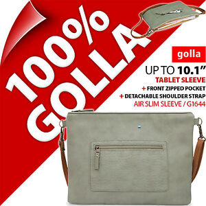 Golla-10-1-Air-Sottile-Tablet-Manica-per-Custodia-Portatile-con-Staccabile