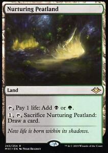 Nurturing-Peatland-NM-M-Modern-Horizons-Magic-MTG