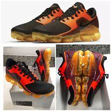 promo code a5d3d 96c5f DS Men s Nike Air VaporMax Shoes Total Crimson Black AH9046-800 Sz 11 Run