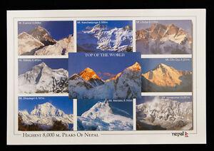 Cartolina-Punte-da-8000-Metri-Nepal-Tibet-Montagne-Himalaya-1183