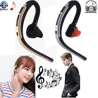Stereo Bluetooth Headset Headphone Handfree For Samsung Galaxy Note 7 5 4 3 S7 6