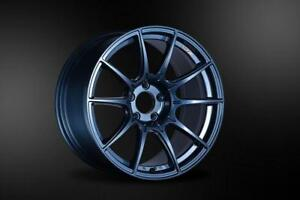 SSR GTX01 Blue Gunmetal Special Colour (EVO/STi/WRX/TypeR) **WHEELSCO** Toronto (GTA) Preview
